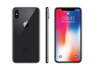 Smartphones, Apple, iphonex, 256gb