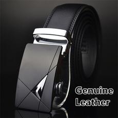 Leather belt, mens belts luxury, leather, Buckles