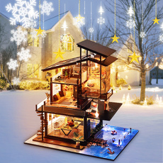 Toy, led, Gifts, diydollhouse