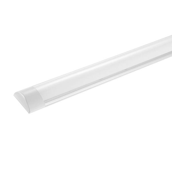 1X 90cm 3FT Tri-proof LED Batten Tube Light Linear Slimline Ceiling Lamp  Warm White