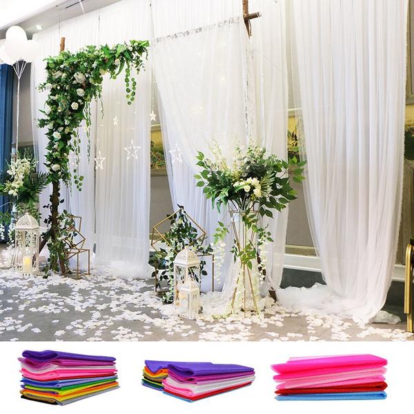 crystalorganza, tulle, Wedding Accessories, organzafabric