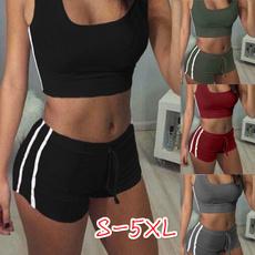Sports Bra, workoutampyoga, tank top, Women's Fashion