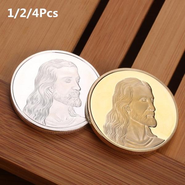 coinscollection, Decor, jesuscoin, Home Decor