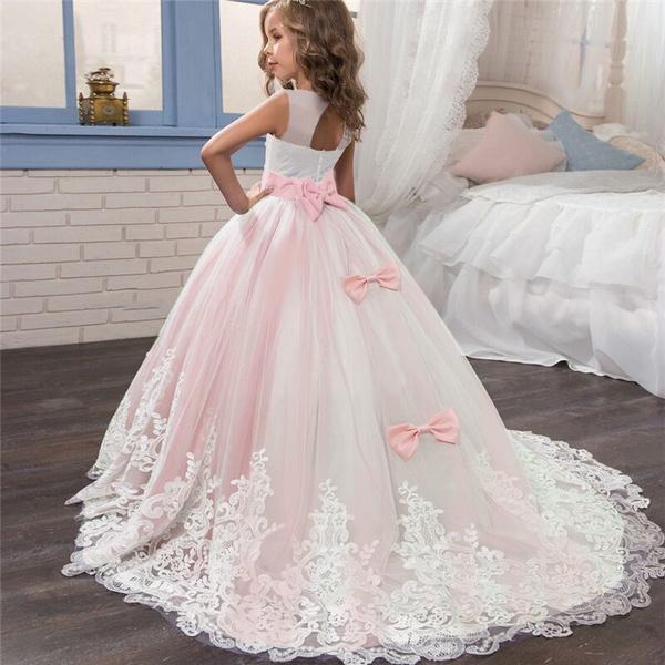 girls dress, Lace, Dress, backless dress