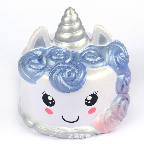 softnslowsquishy, kawaiisquishy, unicorncaketoy, unicorn
