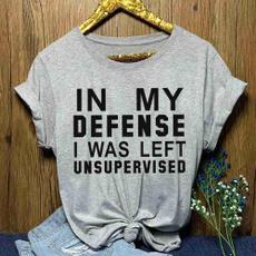 Women, defence, Shirt, Sleeve