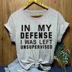 Women, defence, Shirt, Sleeve