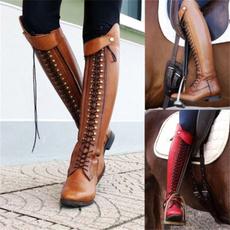 Knee High, Plus Size, Lace, Women's Fashion