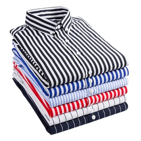 dress shirt man, Summer, Plus Size, Shirt