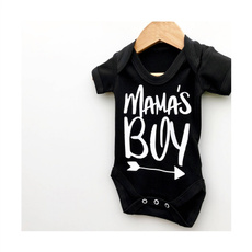 mamasboybodysuit, toddlerromper, babyromper, Home & Living