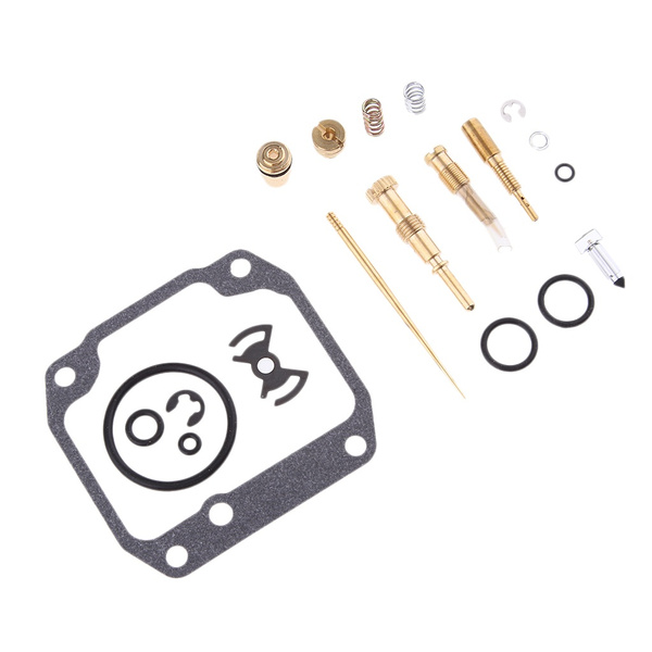 Carb Repair Carburetor Rebuild Kit for 1985-1988 Suzuki LT230S Quadsport