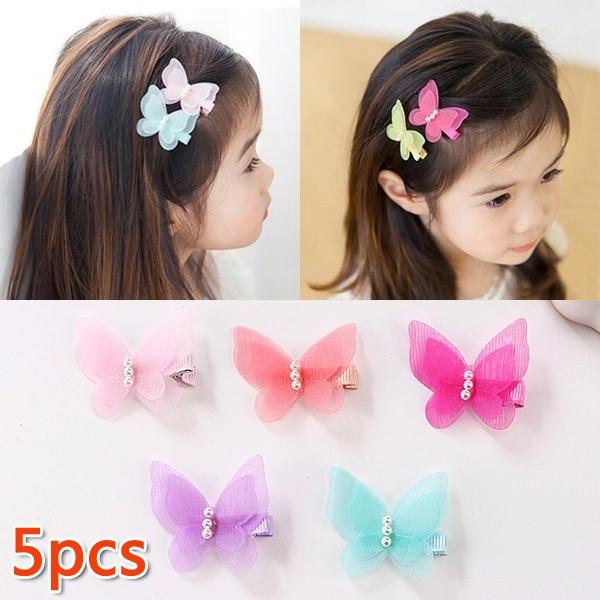 butterfly, hair, cutebowbutterflyhairclip, Fashion