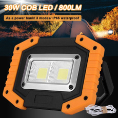 Flashlight, securitylight, led, camping