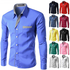 mencasualshirt, long sleeved shirt, Long Sleeve, Dress
