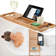 bathtubcaddy, Bathroom Accessories, Tablets, cellphone