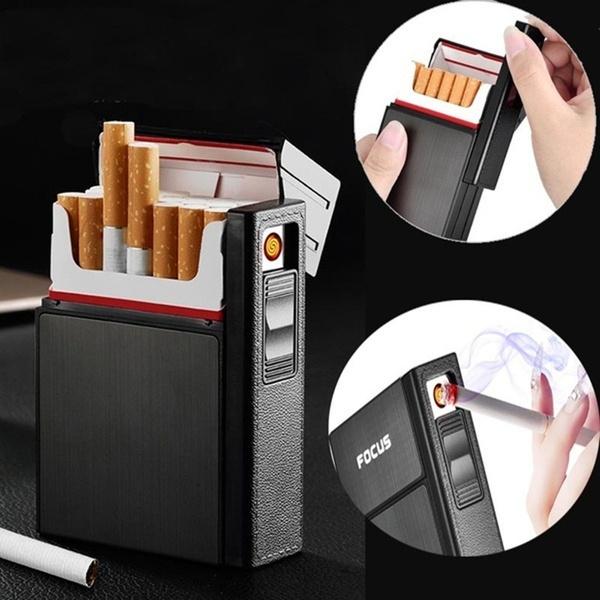 Box, case, Cigarettes, usb