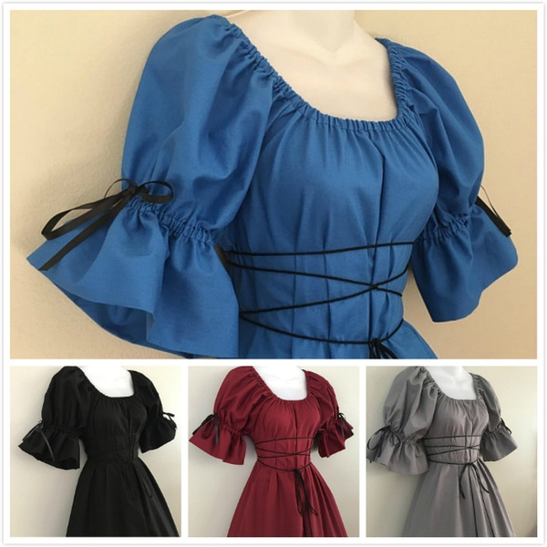 gowns, Goth, Cosplay, Medieval