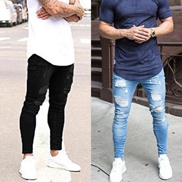 rippedhole, jeansformen, pantsmen, Fashion