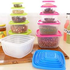 Storage Box, Box, Container, Food