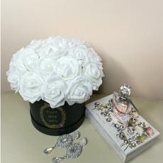 Beautiful, Home & Kitchen, foamrose, flowerwall