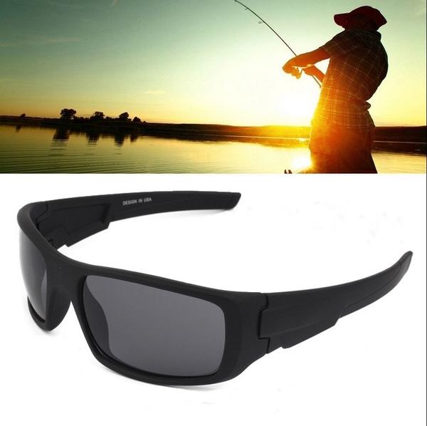 83ad2ef763a2 Brand Design Fashion Sunglasses Mens Polarized Driving Sunglasses ...