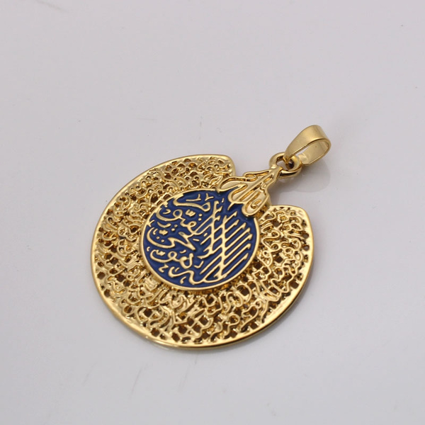 goldplated, Stainless Steel, Jewelry, religiousjewelry