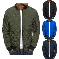 Plus Size, Winter, pufferjacket, Men's Fashion