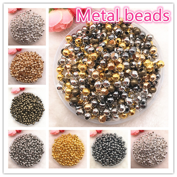 Jewelry, forbraceletmaking, Metal, metal beads