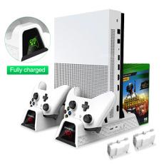 Video Games, Docking Station, xboxonesstandcooler, xboxonex