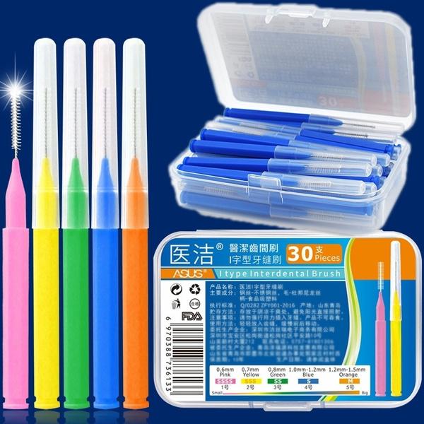 dentalcare, brushtoothtool, Health & Beauty, toothcleaningbrush