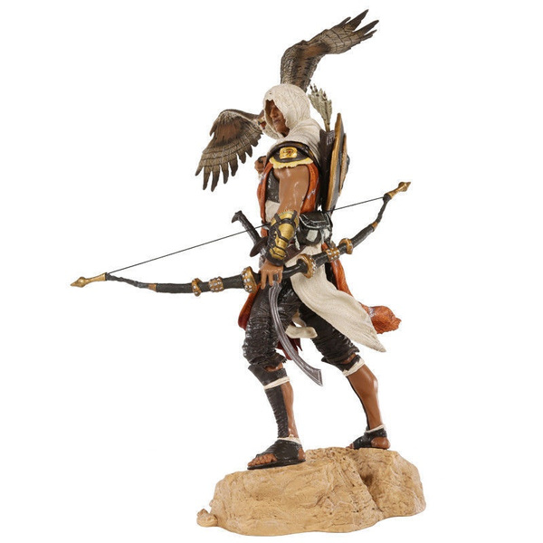 Assassin S Creed Origins Bayek Protector Of Egypt Pvc Action