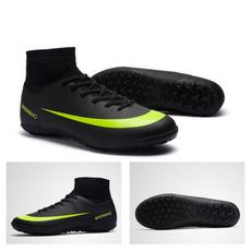 Outdoor, soccer shoes, Boots, menfootballboot