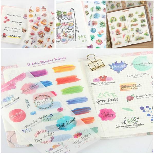 stationerygift, Hobbies, Stickers, Pvc