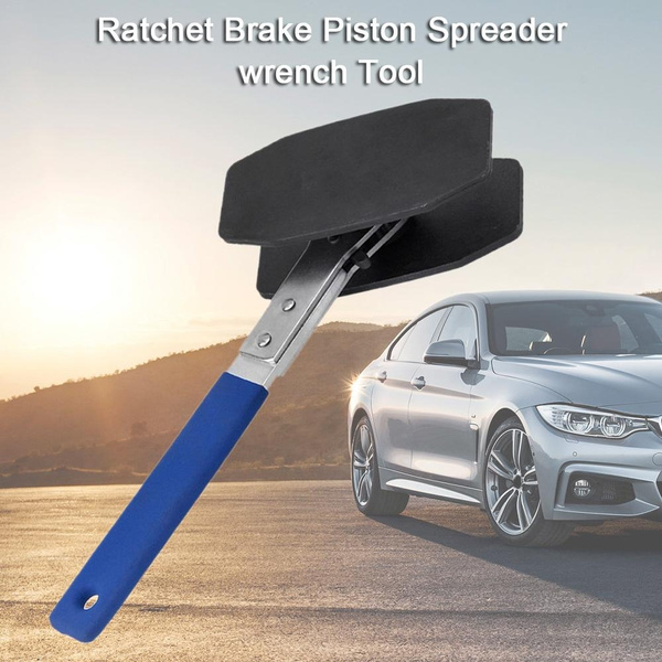 Fashionable Ratchet Disc Brake Caliper Piston Spreader Separator Pad  Install Tool