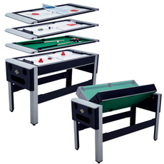 tabletopsoccercompetitiontable, hoverairhockeytable, Tennis, bowlingpinsgameset