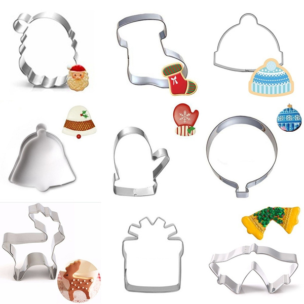 chirstmasdecoration, biscuitcutter, Food, Tool