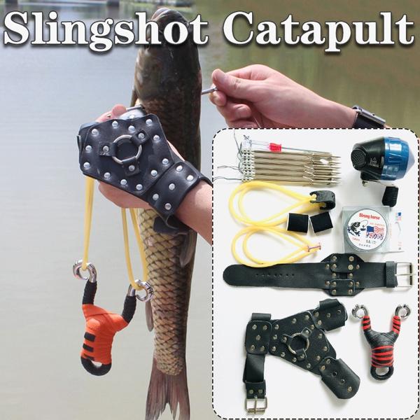 Outdoor, fishdart, Hunting, slingshot