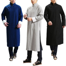 Traditional, Cosplay, Chinese, menswear