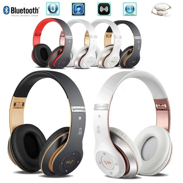 909e85eebfb Wish | HOCO W4 Smart Touch Bluetooth V4.0 Headset Headphones