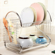 Shelf, Household, dishrack, bowlsdishe