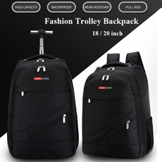 trolleycase, Shoulder Bags, largecapacitybackpack, trolleybackpack