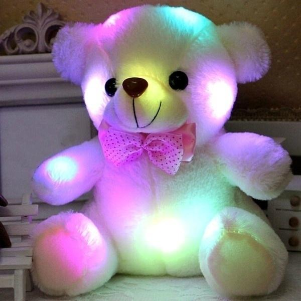 Plush Toys, cute, Toy, glowingtoybear