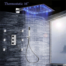 bathroomfaucet, Shower, Grifos, thermostatic