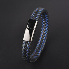 Charm Bracelet, Blues, Fashion, Stainless Steel