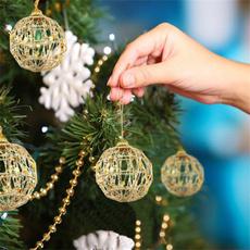 xmasball, goldball, Wedding Accessories, hangingball