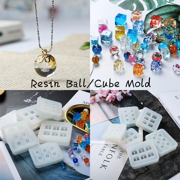 Jewelry, beadsmold, Hobbies, Silicone