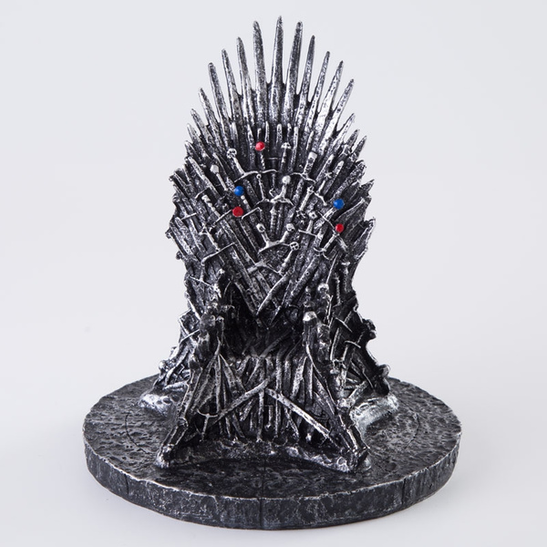 Iron Throne Game of Thrones Statue Resin Moderne Home Decoration Accessories