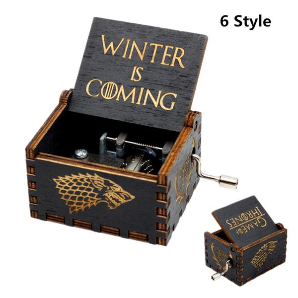 Antique, Box, musicbox, Home Decor