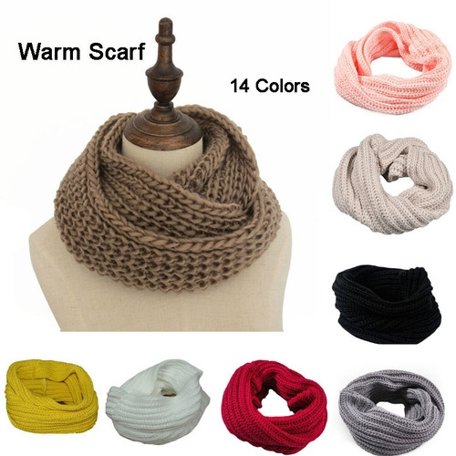 Scarves, Fashion, Knitting, Winter