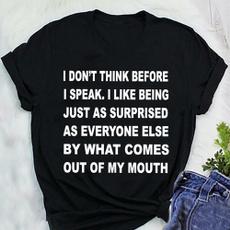 shirtsforwomen, cute, Funny T Shirt, Cotton T Shirt